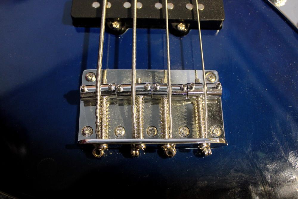 Regulacja nowej gitary