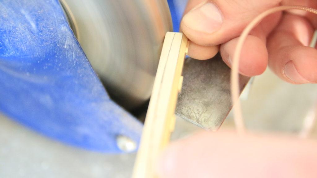 montaż pickupa przetwornik bas akustyczny ab4 l.r.baggs 4