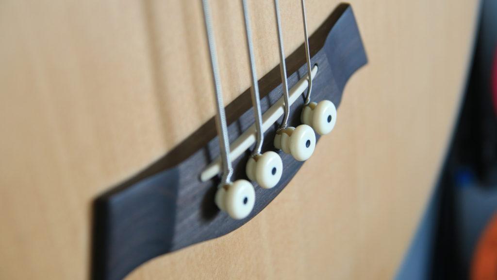 montaż pickupa przetwornik bas akustyczny ab4 l.r.baggs 9